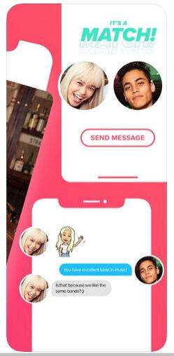 Bisexual Dating App - Tinder
